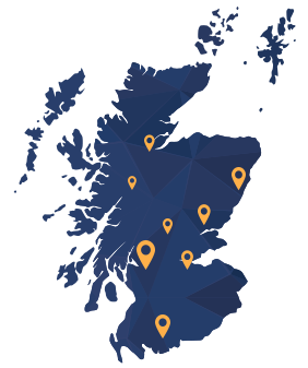 ScotlandSocial Scotland Map